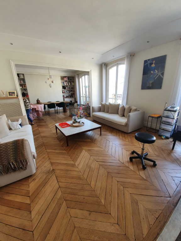 Appartement familial - 3 chbres + Service 4/13