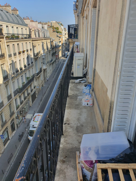 Appartement familial - 3 chbres + Service 10/13